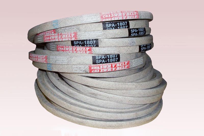 尼龙片基_狮王(CNASWR)防尘三角带 进口三角皮带 产品展示 东莞工业皮带 ...